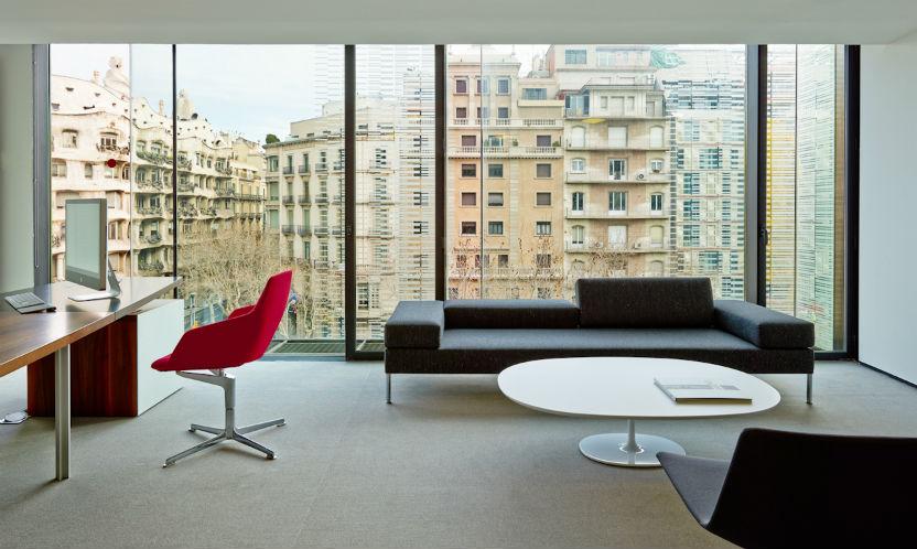 Ремонт офисов в Барселоне