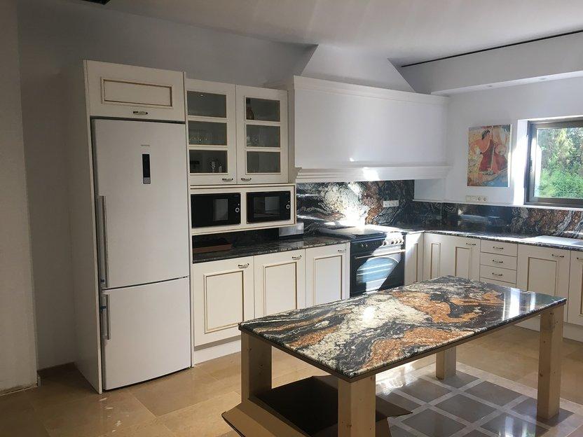 Ремонт кухни в Барселоне