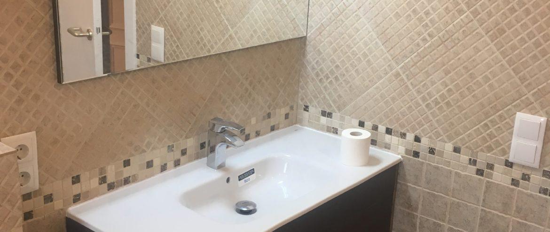 Ремонт ванной комнаты в Барселоне