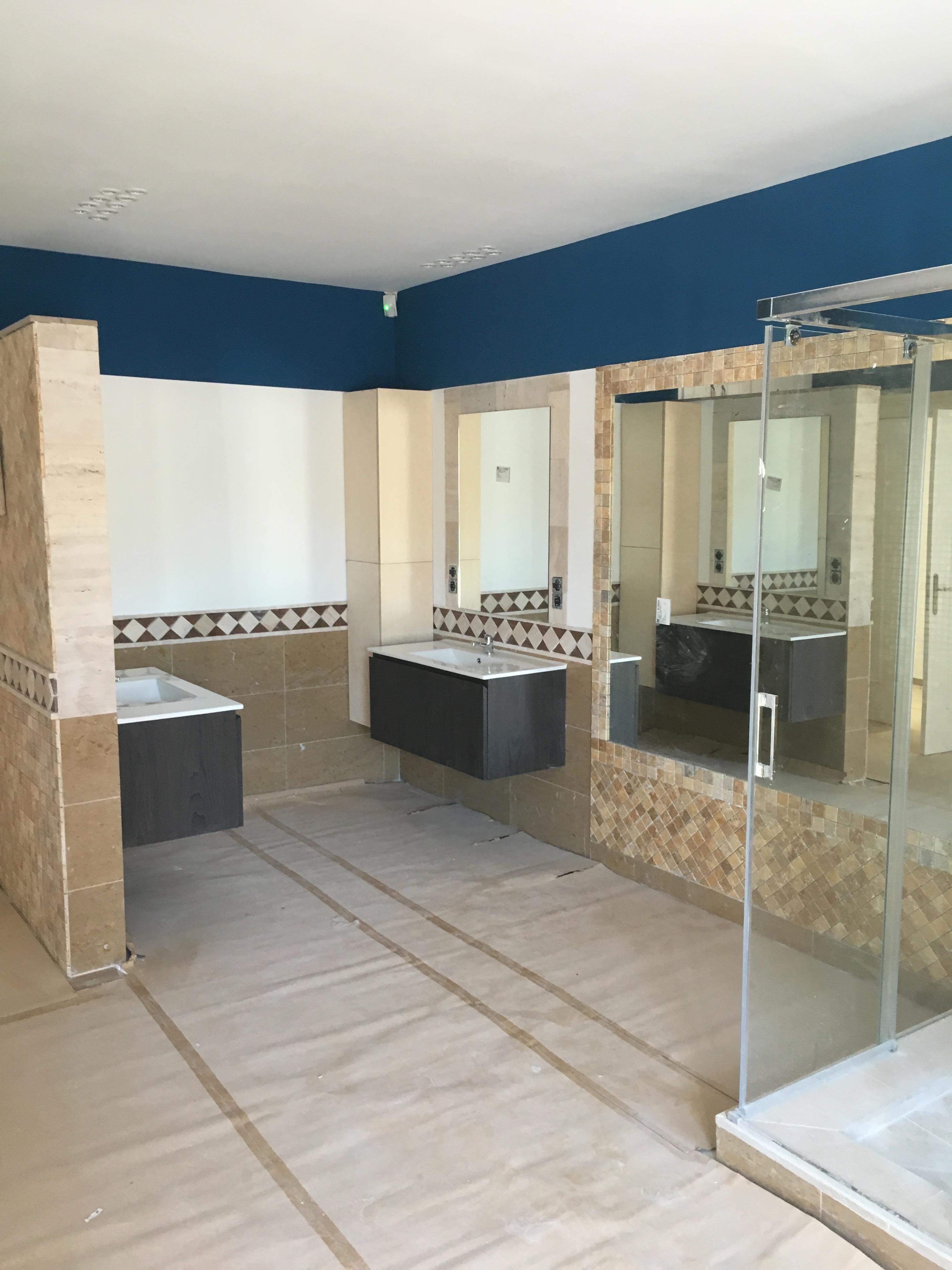 Ремонт ванной комнаты под ключ в Барселоне