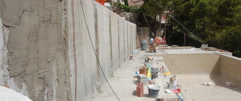 Строительство и ремонт бассейнов в Барселоне