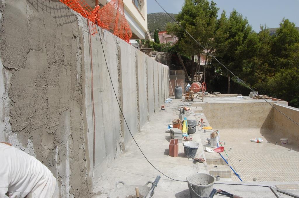 Construcción y reparación de piscinas en Barcelona