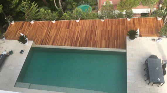 Construcción de terrazas en Barcelona