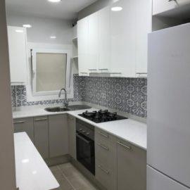 Ремонт квартиры в Барселоне Horta