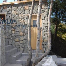 Строительство сауны в Sitges
